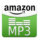 Amazon MP3 Icon 128x128 png
