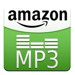 Amazon MP3 Icon 256x256 png