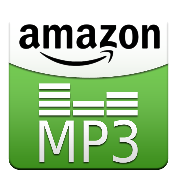 Amazon MP3 Icon 600x600 png
