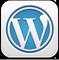 WordPress v3 Icon 59x60 png
