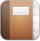 Contacts Icon 59x60 png