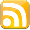 Old RSS Feed Icon 59x60 png