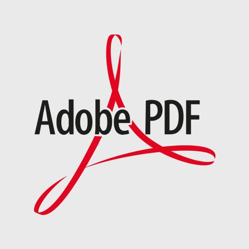 Adobe Reader Icon Flat Icons Add On 1 Softicons Com