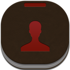 Contacts Icon 144x144 png
