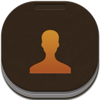 Contacts v2 Icon 144x144 png