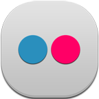 Flickr Icon 144x144 png