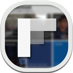 Flipboard Icon 144x144 png