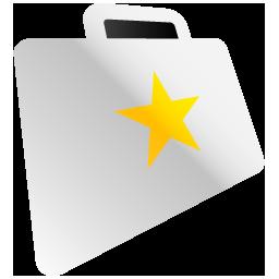 Favourites Folder Icon 256x256 png
