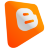 Blogspot Icon 48x48 png