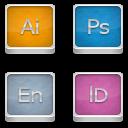 Adobe Blox Icons