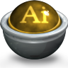 Illustrator AI Icon 96x96 png