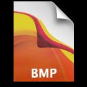 Adobe Illustrator BMP Icon