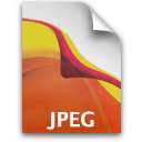 Adobe Illustrator JPEG Icon
