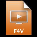 Adobe Media Player File Icon