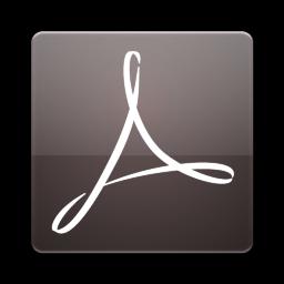 Adobe Acrobat Distiller Icon 256x256 png