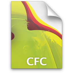 Adobe Dreamweaver CFC Icon 256x256 png
