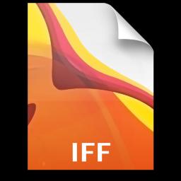Adobe Illustrator IFF Icon 256x256 png
