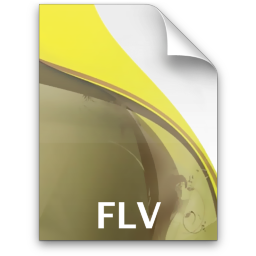 Adobe Soundbooth FLV Icon 256x256 png