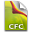 Adobe Dreamweaver CFC Icon 32x32 png
