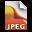 Adobe Illustrator JPEG Icon 32x32 png