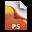 Adobe Illustrator Postscript Icon 32x32 png