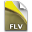 Adobe Soundbooth FLV Icon 32x32 png