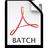 Adobe Acrobat Seqc Icon 48x48 png