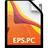 Adobe Illustrator EPSPC Icon