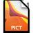 Adobe Illustrator PICT Icon 48x48 png