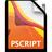 Adobe Illustrator Postscript Icon 48x48 png