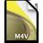 Adobe Soundbooth M4V Icon 48x48 png