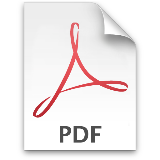 Adobe Acrobat Distiller PDF Icon 512x512 png