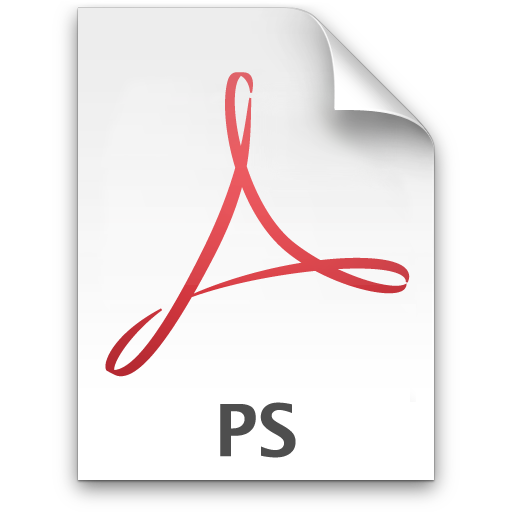 Adobe Acrobat PS Icon 512x512 png
