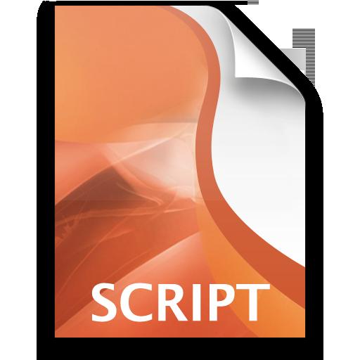 Adobe Director Script Icon 512x512 png