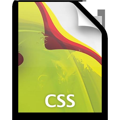Adobe Dreamweaver CSS Icon 512x512 png