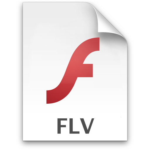 Adobe Flash Player MFLV Icon 512x512 png