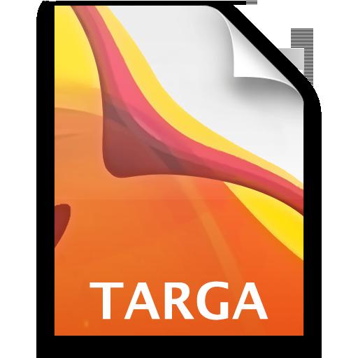 Adobe Illustrator Targa Icon 512x512 png