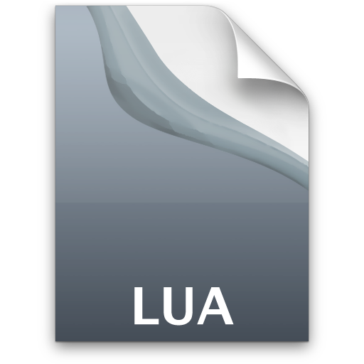 Adobe Photoshop Lightroom LUA Icon 512x512 png