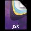 Adobe InCopy JavaScript Icon 64x64 png