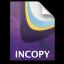 Adobe InCopy Stationary Icon 64x64 png