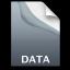 Adobe Photoshop Lightroom Data Icon 64x64 png