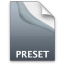 Adobe Photoshop Lightroom Preset Icon 64x64 png