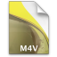 Adobe Soundbooth M4V Icon 64x64 png