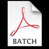 Adobe Acrobat Seqc Icon 96x96 png