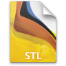 Adobe Fireworks STL Icon 96x96 png