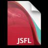 Adobe Flash JSFL Icon 96x96 png