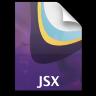 Adobe InCopy JavaScript Icon 96x96 png