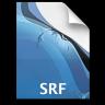 Adobe Photoshop SRF Icon 96x96 png