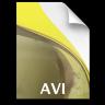 Adobe Soundbooth AVI Icon 96x96 png