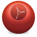 Acrobat Reader Icon 128x128 png